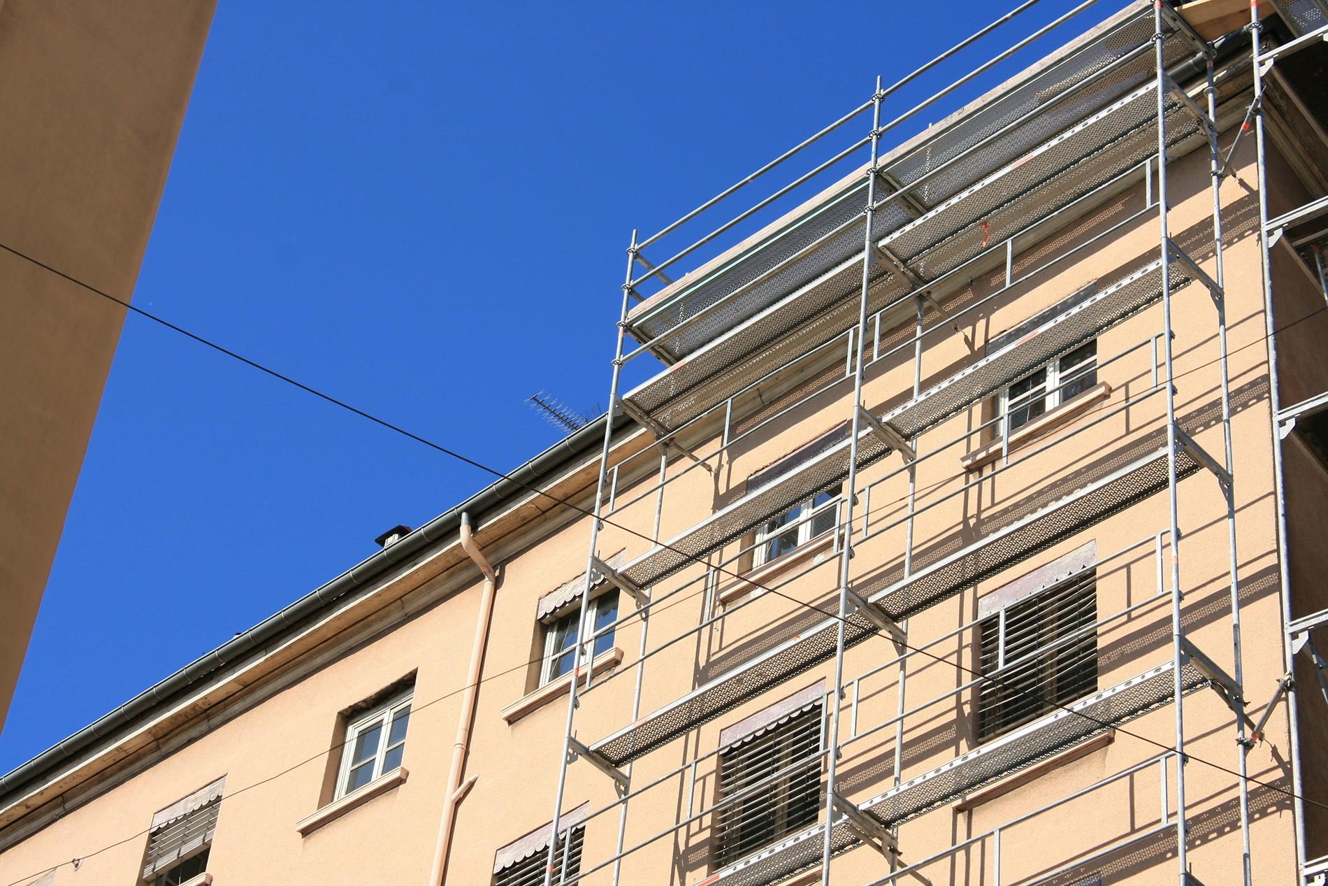 Ravalement façade