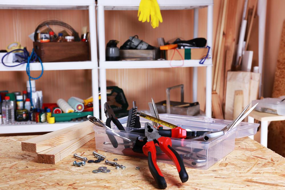 comment aménager un atelier de bricolage ?